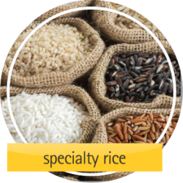 speciality rice